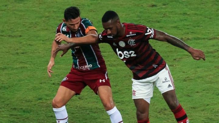 Paulo Henrique Ganso, Gerson
