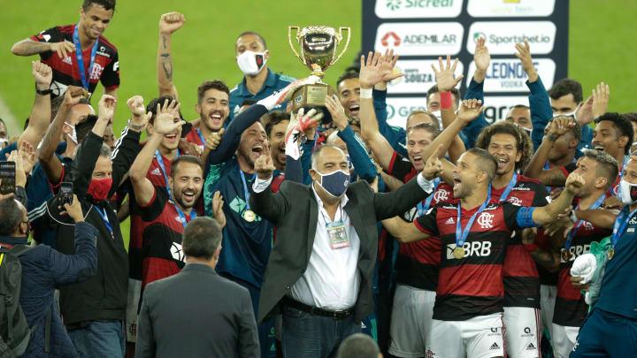 Flamengo v Fluminense - Carioca State Championship Final