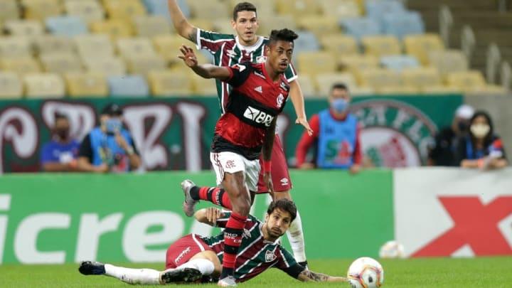 Flamengo Fluminense Campeonato Brasileiro