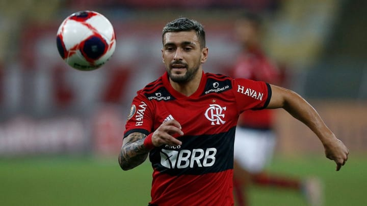 Giorgian De Arrascaeta Flamengo Brasilerio