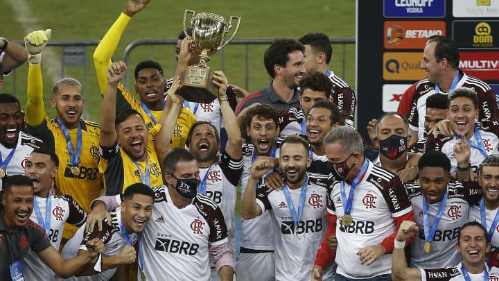 Flamengo conquistou o seu sexto tricampeonato carioca