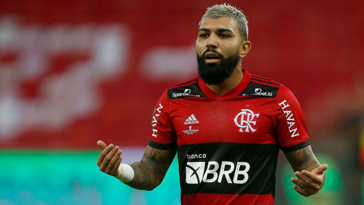 Flamengo Gabriel Barbosa