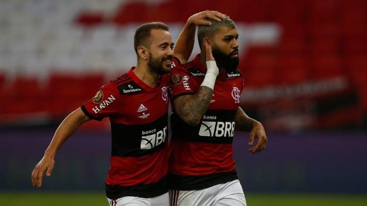 Gabriel Barbosa, Everton Ribeiro Copa América Flamengo Seleção brasileira