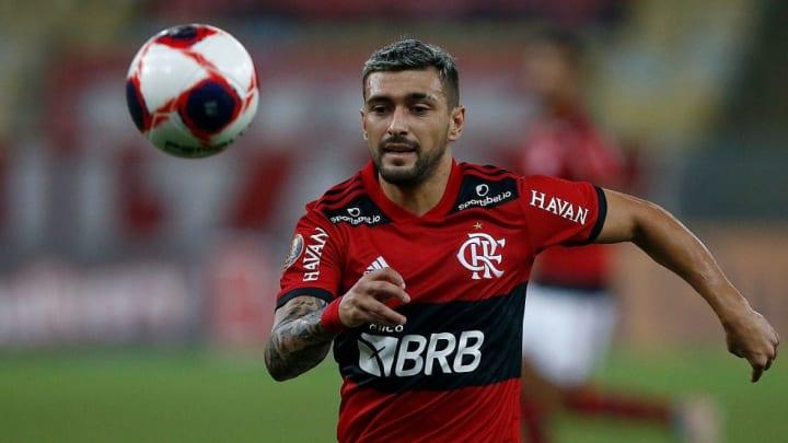 Giorgian De Arrascaeta Flamengo Brasileiro