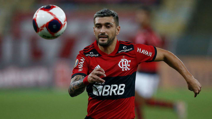 Giorgian De Arrascaeta Flamengo Carioca