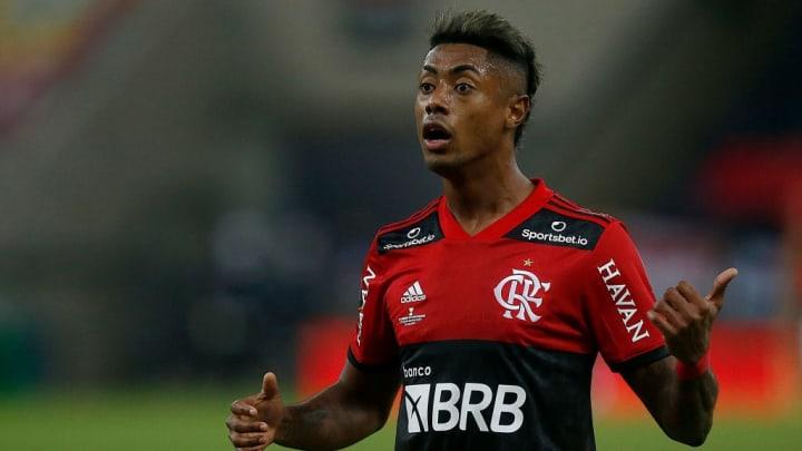 Bruno Henrique Flamengo Copa Brasil