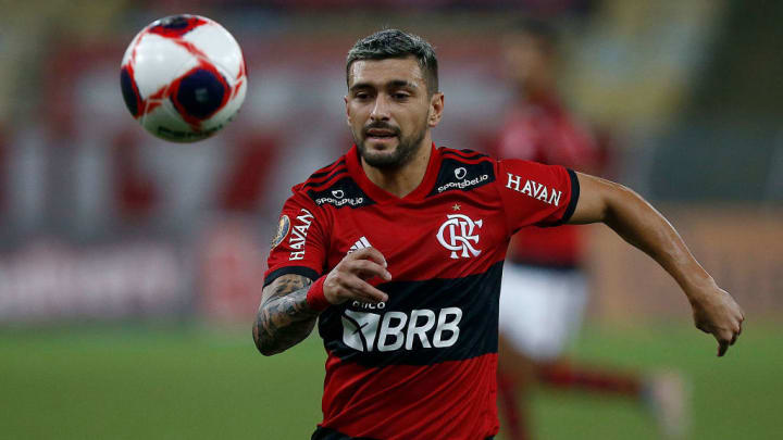Giorgian De Arrascaeta Flamengo Renovação