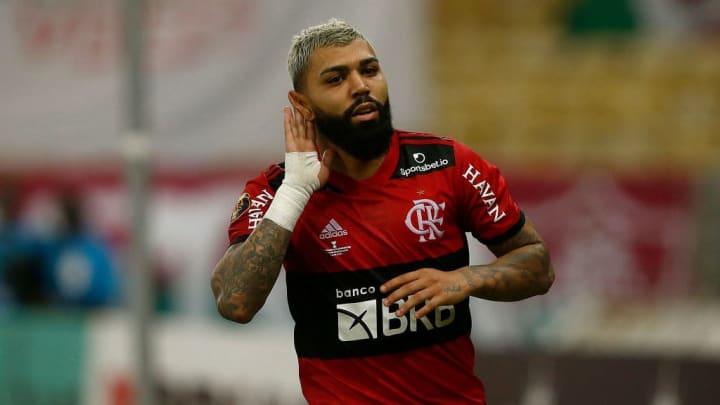 Gabriel Barbosa Flamengo