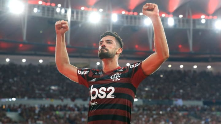 Flamengo Arsenal Pablo Mari