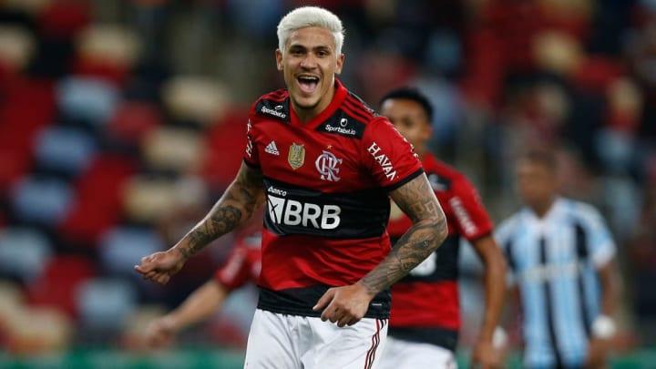 Pedro Flamengo Atlético-MG Athletico-PR Copa do Brasil Fortaleza Semifinal