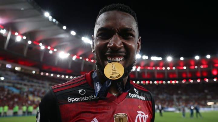 Gerson Flamengo Fluminense