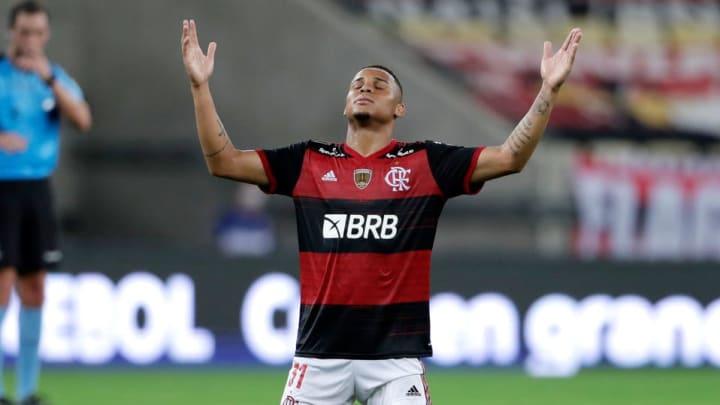 Flamengo, Fluminense, Natan, Futebol, Cariocão