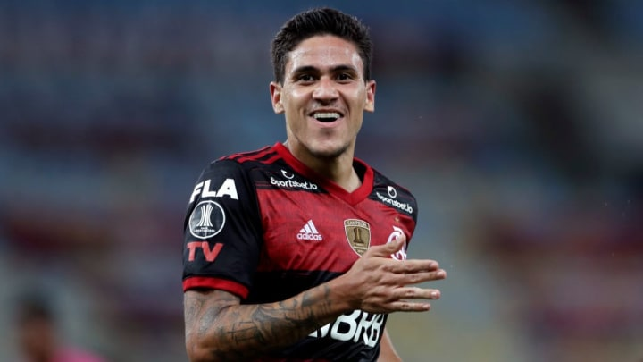 Pedro Flamengo Copa Brasil