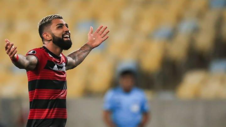 Gabriel Barbosa Flamengo Brasileiro Bahia