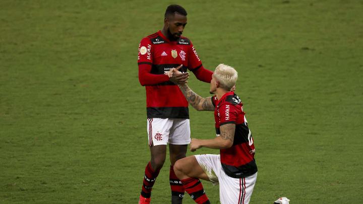 Gerson, Pedro e Rodrigo Caio devem aparecer entre os titulares.