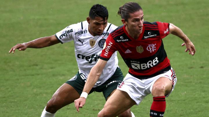 Flamengo e Palmeiras são duas das grandes forças do país