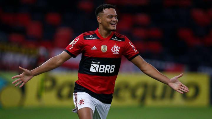 Rodrigo Muniz Flamengo Fulham Futebol