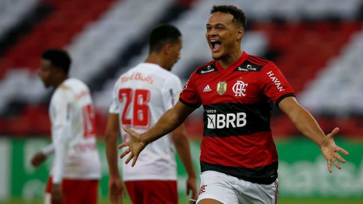 Rodrigo Muniz Flamengo Mercado