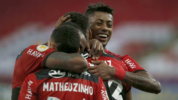 Flamengo v Red Bull Bragantino - Brasileirao 2021