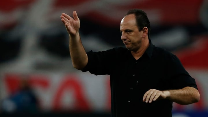 Rogerio Ceni Flamengo