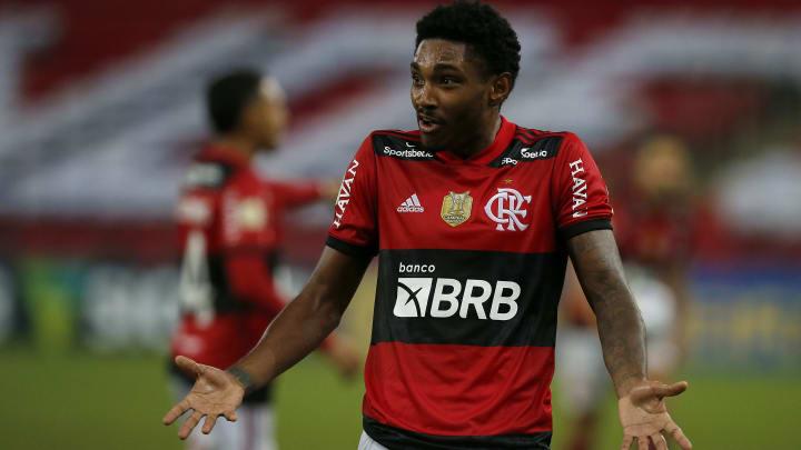 Vitinho tem sido um dos principais jogadores do Flamengo neste ano