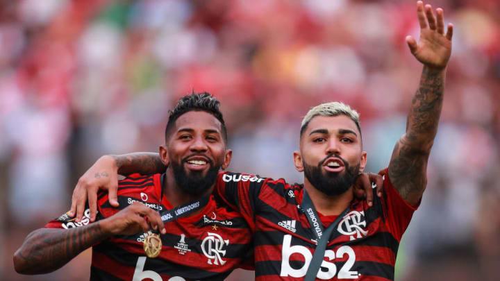 Rodinei Piris da Motta Flamengo.