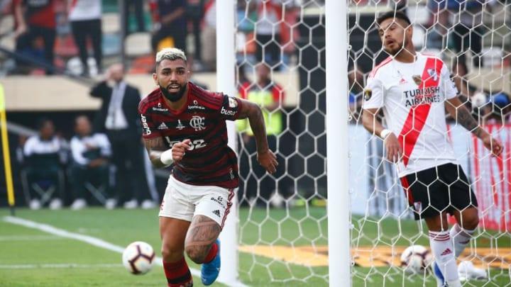 'Gabigol' dio la vuelta a la Libertadores de 2019