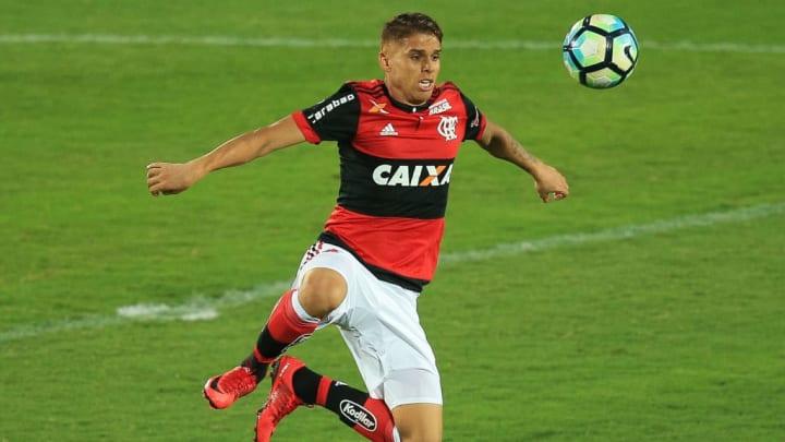 Gustavo Cuellar Flamengo Al-Hilal