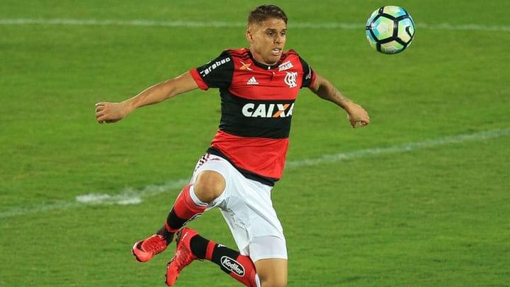 Flamengo Gustavo Cuellar