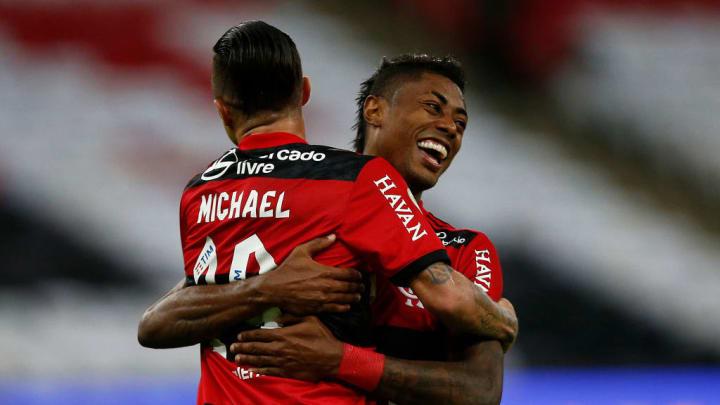 Michael, Bruno Henrique
