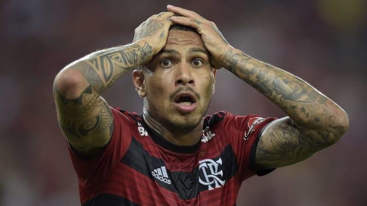 Paolo Guerrero Flamengo