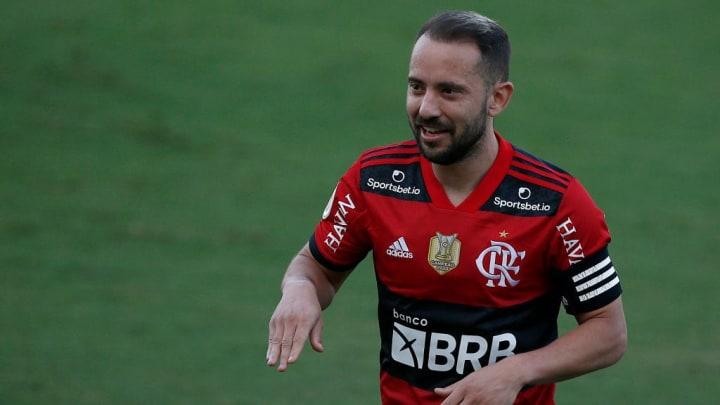 Everton Ribeiro Flamengo Brasileirão