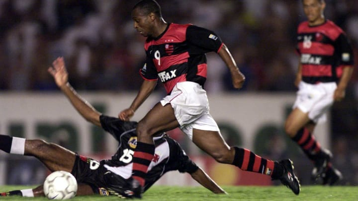 Flamengo Edilson