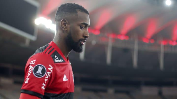 Gerson se despede do Flamengo nesta noite, diante do Fortaleza, no Maracanã.