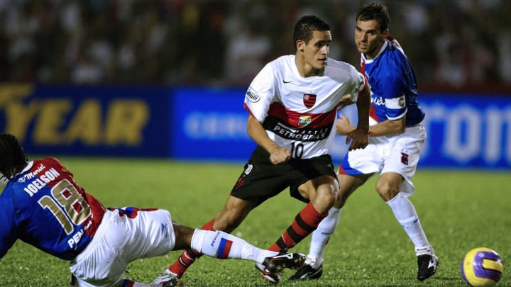 Flamengo Renato Augusto Mercado