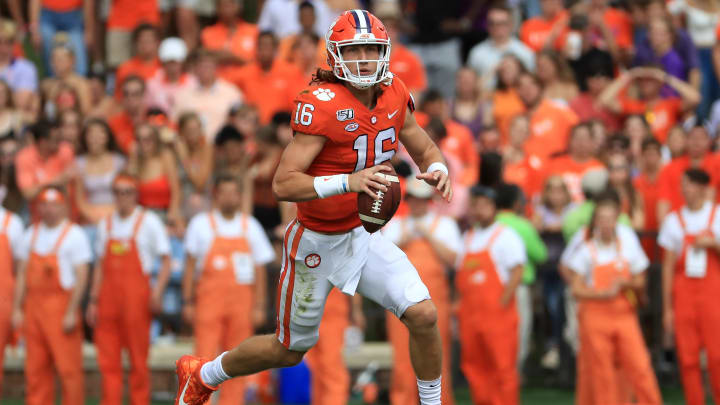 Something is Legitimately Wrong With Trevor Lawrence Right Now