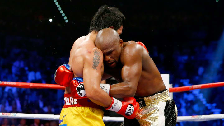 Five years ago, the world was disappointed by the Mayweather-Pacquiao snooze fest that was hyped up as a mega fight.