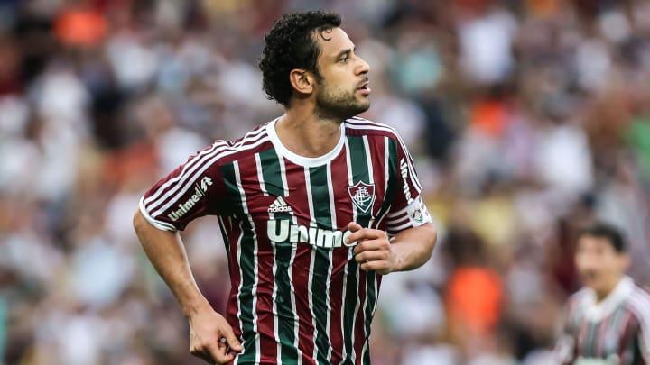 Fluminense v Atletico PR - Brasileirao Series A 2014