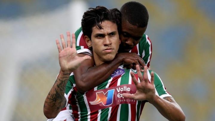 Pedro Flamengo Fluminense
