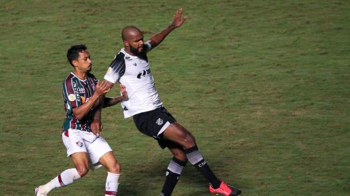 Messias, Luccas Claro Ceará Sport Brasileirão