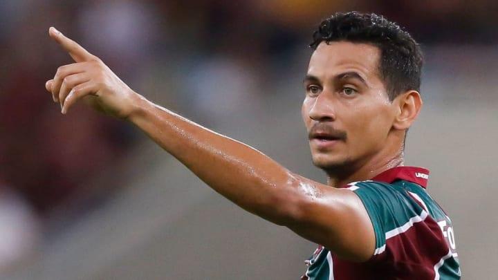 Ganso foi pouco aproveitado no Fluminense em 2020.