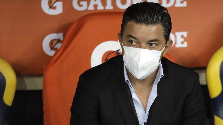 Treinador elogiou o Maracanã e avaliou boas chances do River Plate durante a partida.
