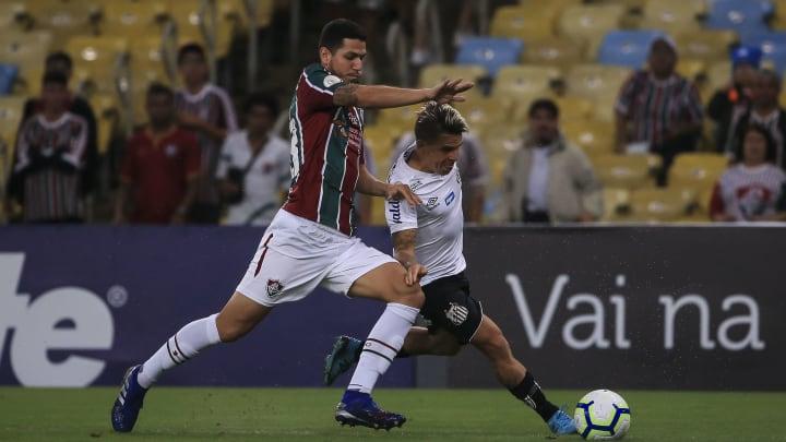 Fluminense v Santos - Brasileirao Series A 2019