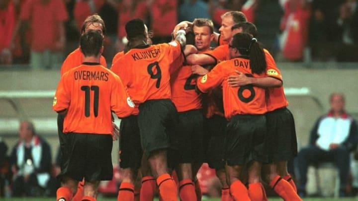 Foot France / The Netherlandsjoie Vreugde Footbal