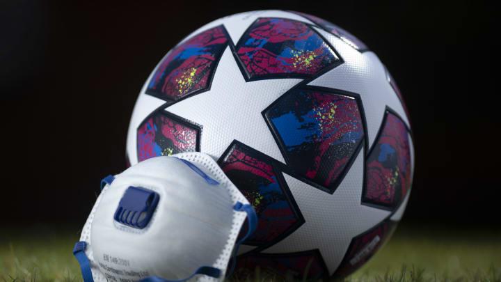 Noch immer wird Fußball im Zeichen Coronas gespielt