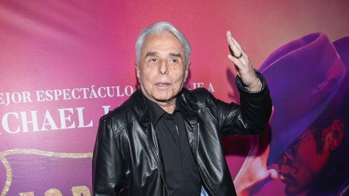 Enrique Guzmán es el padre de Alejandr Guzmán
