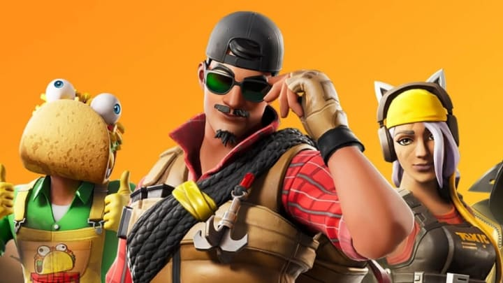 Fortnite Launch Pads were unvaulted in Fortnite Patch 11.50