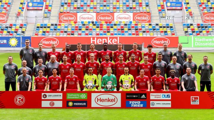 Fortuna Düsseldorf - Team Presentation