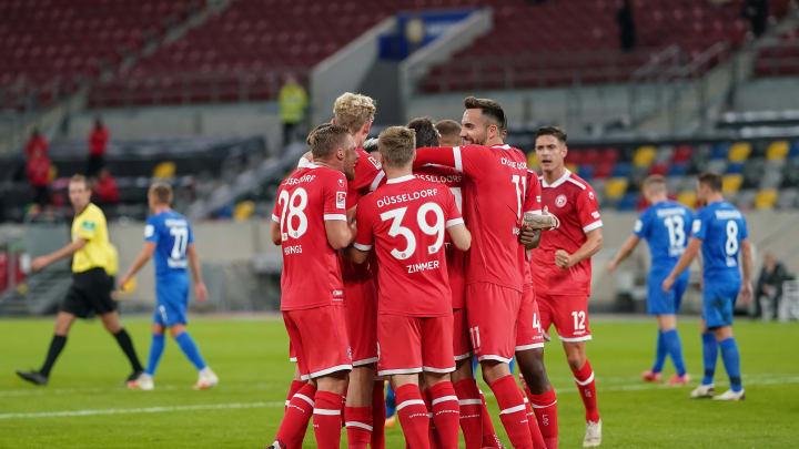 Wann Spielt Fortuna Düsseldorf