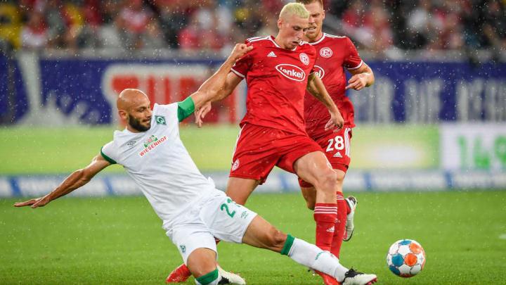 Ömer Toprak ist bei Werder Bremen unverzichtbar